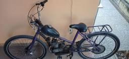 Vendo bike motorizada 80 cc