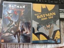6 dvds originais Batman