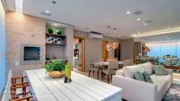 Residencial Essência Home club -Apto no Jardim América, 121 m²