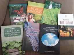 Livros evangélicos 5,00