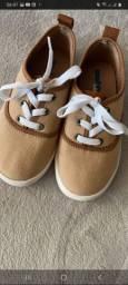 Sapatos infantis da marca molekinho