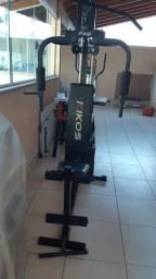Aparelho de Musculação  carga  até 50 kg