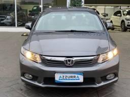 Honda civic 1.8 lxs 16v flex 4p automático 2013