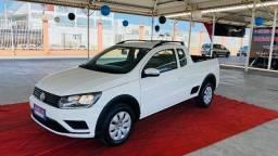 VW Saveiro Trendline 1.6 Cab. Estendida Muito Nova Apenas 39.000 Km