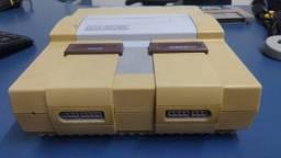 Super Nintendo Completo + Super Mario Kart