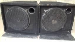 Vendo par caixas passivas alto falante 15 polegadas