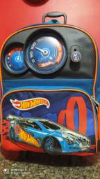 OPORTUNIDADE!!! Mochila Hot Wheels original nova