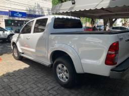 Toyota Hilux srv 4x2 flex