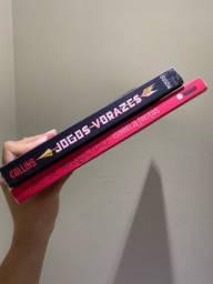 Livros - Jogos Vorazes e Não Se Apega Não