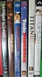 Combo 6 dvds Clássicos Originais