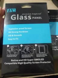 Película de vidro para tablet