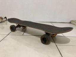 Skate com roda de long