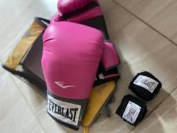 Luvas de box feminina