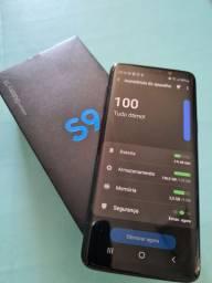 Galaxy S9 128GB preto