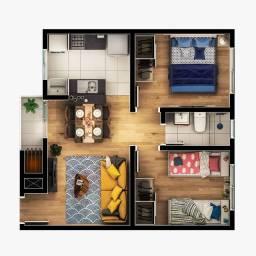 Apartamentos em Campo Largo