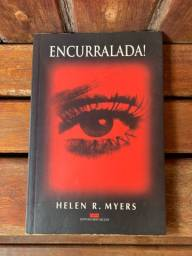 Livro Encurralada, Helen R. Myers