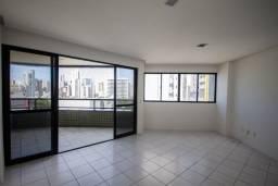 Título do anúncio: Apartamento com 4 quartos para alugar, 173 m² por R$ 4.699/mês com taxas - Boa Viagem - Re