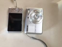 02 câmeras digitais Sony