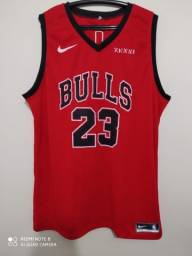 Regata NBA Bulls Vermelha