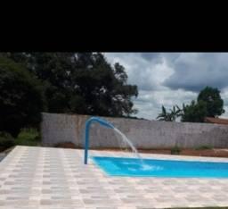 Cascata piscina modelo bico pato R$250,00