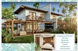 Casa Alto da Enseada 3 Quartos 136m² Praia Forte  Estrada do Coco / Linha Verde