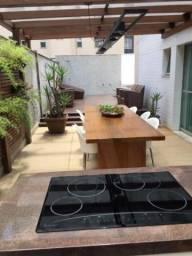 Área Privativa à venda, 2 quartos, 1 suíte, 2 vagas, Lourdes - Belo Horizonte/MG