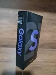 Samsung Galaxy S21 Violeta  128GB Lacrado.