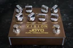 Pedal Joyo Vision (multi Modulação)