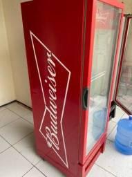 frezer cervejeiro metalfrio 230lt