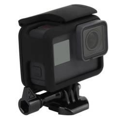 Case aberta para GoPro hero 5/6/7 e similares gopro action cam