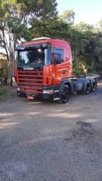 Scania 124 400 6x4