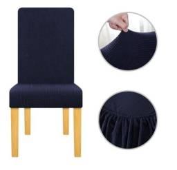 Capas para cadeiras.