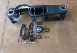 Kit airbag Completo/Original do (JeepCompass-Flex)