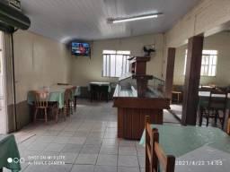Ponto de restaurante montado... Em Foz do Iguaçu.