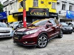 Honda hr-v exl 2017 completo + gnv