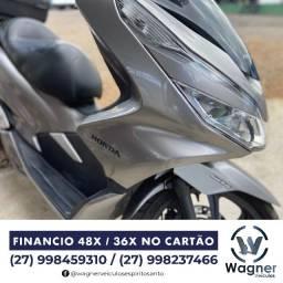 Honda PCX 150 DLX 48x s/entrada Wagner Veículos