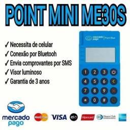 Título do anúncio: Maquininha de cartão Point mini bluetooth