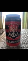 Lata lacrada histórica Flamengo Made in USA
