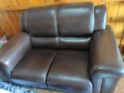 Jogo de sofá 2 e 3 lugares 1200,00
