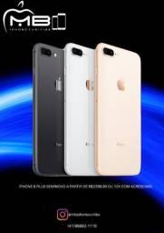 iPhone 8 Plus 64GB com garantia