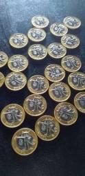 Coleção de moedas