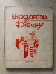Livro Enciclopédia Disney