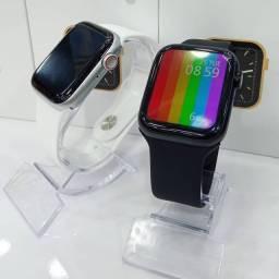 Smartwatch IWO W46 + Pulseira + Garantia/Pronta Entrega