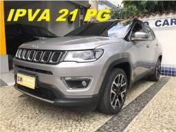 Jeep Compass 2019 2.0 16v flex limited automático