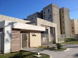 Vendo apartamento semimobiliado, 2 quartos, no Residencial Aruba