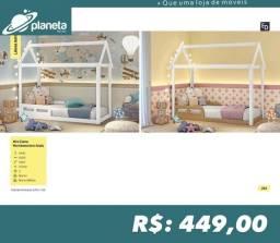 Mini cama infantil em Oferta