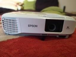 Epson X21 lâmpada original, impecável.