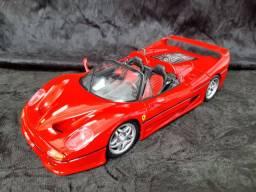 Miniatura Ferrari F50 scala 1/18