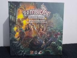Zumbicide green horde - Board game