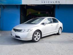 Civic LXS 1.8 AUTOMÁTICO- 2007